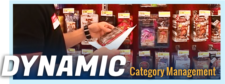 Dynamic Category Management